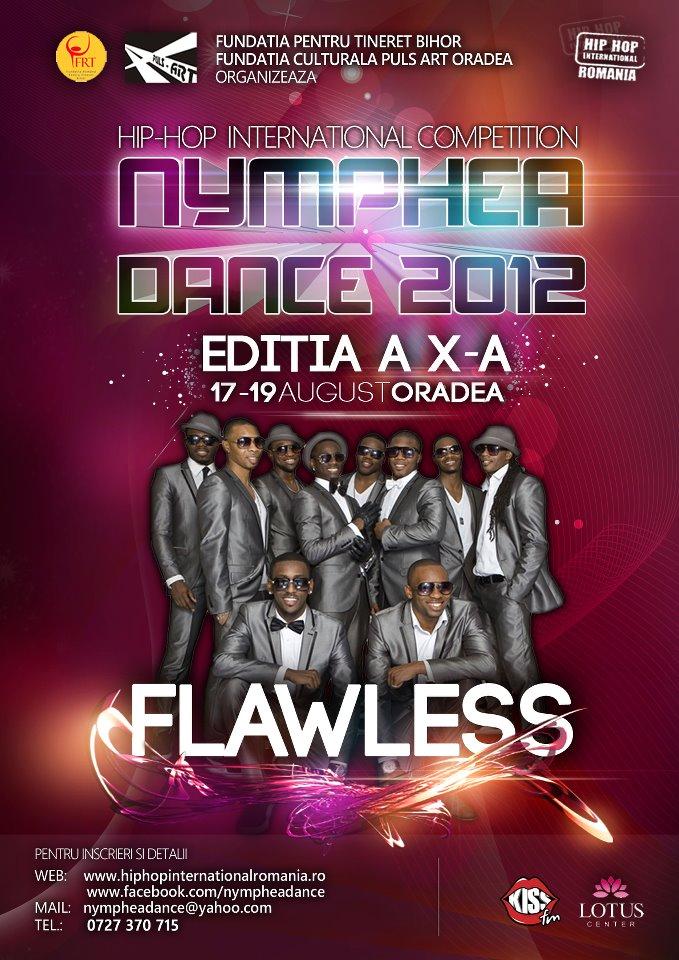 """FESTIVALUL CONCURS """"NYMPHEA DANCE"""""""