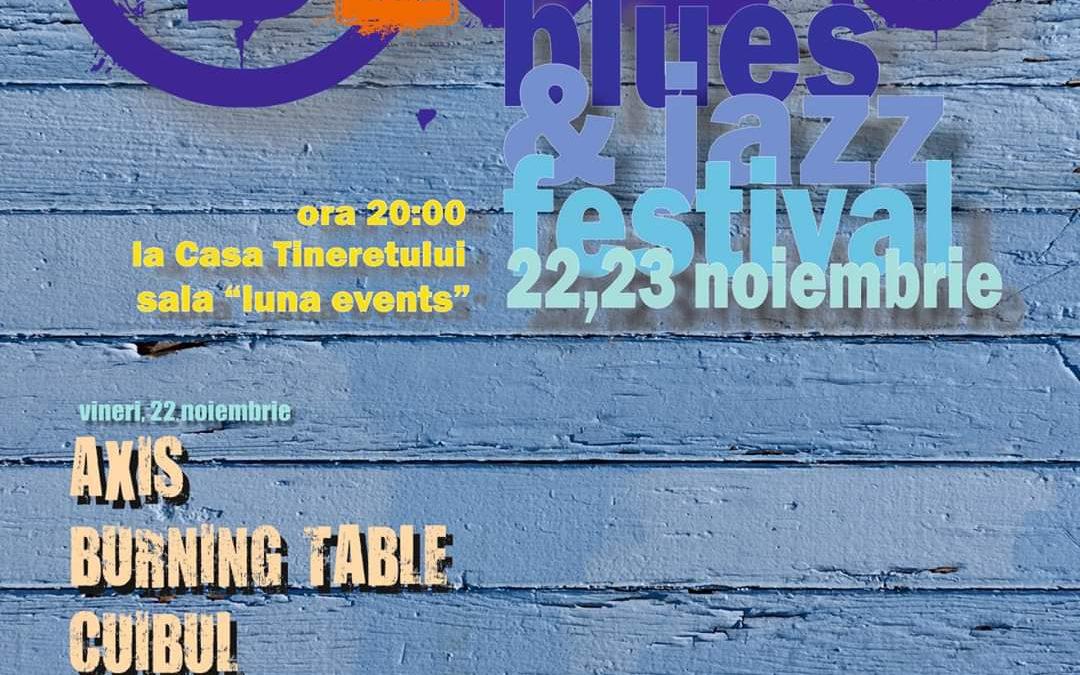"""Festivalul de jazz, blues si altceva """"Bluzău"""""""