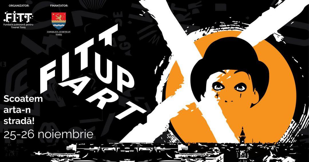 FITT Art Up – CheckArt Festival