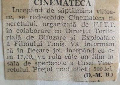 Cinemateca tineretului