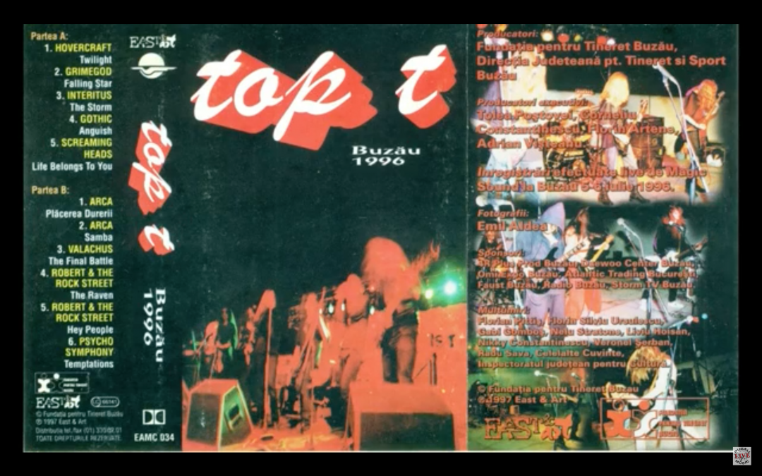 "Festivalul internațional de rock ""top t"""