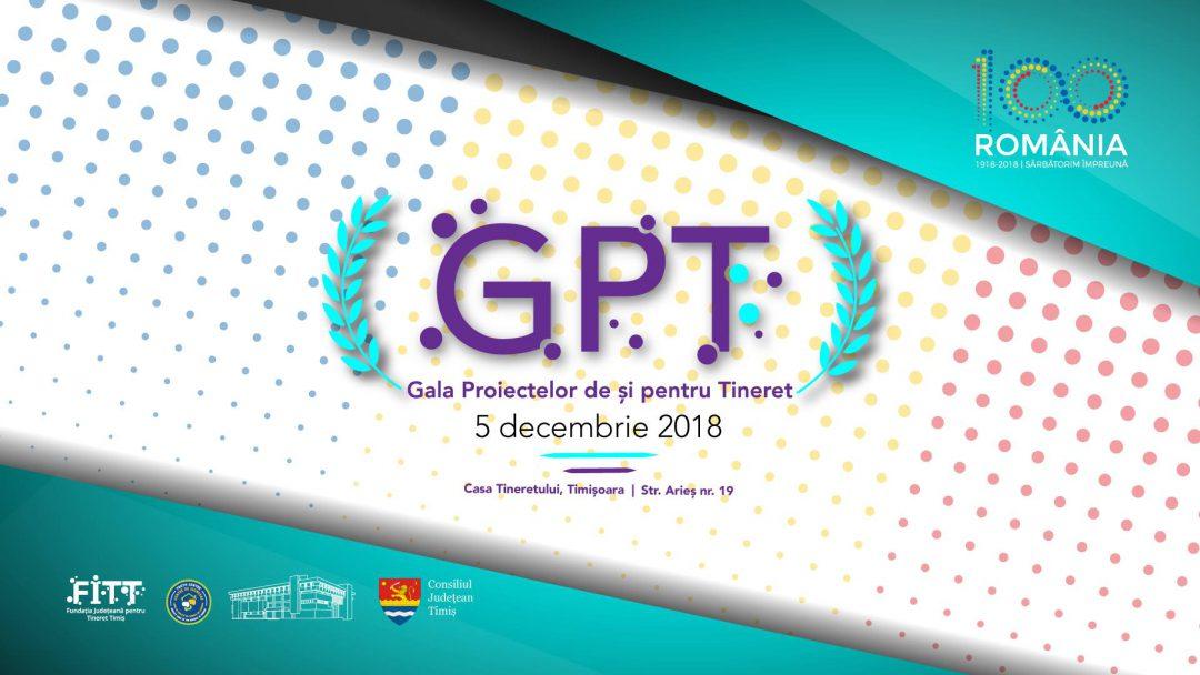 Gala Proiectelor de și pentru Tineret