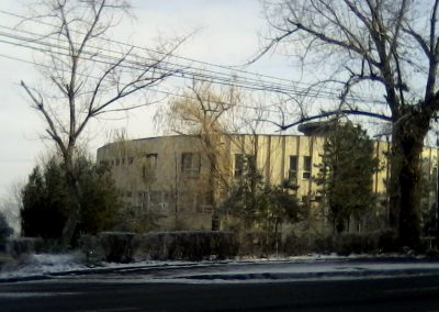 Casa Tineretului TULCEA (before)