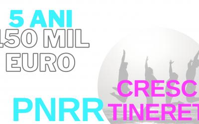 CRESC TINERET sau cum arată propunerea pentru PNRR